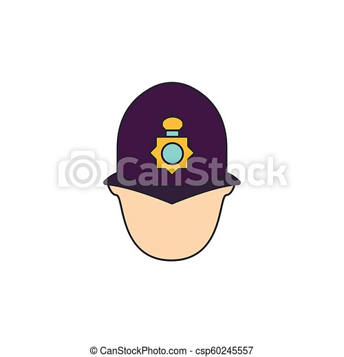 Royal Crown Icon Cartoon Style English Police Man Icon Cartoon English Police Man Vector Icon For Web Design Isolated On Crown icon, crown material, royal crown, crown vector, cartoon png. can stock photo