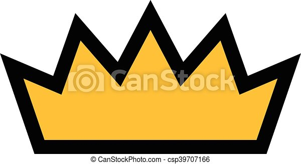 royal crown vector clip art vector search drawings and graphics rh canstockphoto com crown vector free crown vectoriel