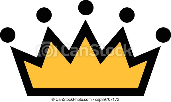 royal crown vector vectors illustration search clipart drawings rh canstockphoto com princess crown vector art crown vector clipart