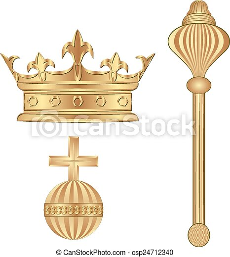 Crown And Scepter Clipart And Stock Illustrations 737 Crown And Scepter Vector Eps Illustrations And Drawings Available To Search From Thousands Of Royalty Free Clip Art Graphic Designers #friendlystock #clipart #cartoon #vector #stockimage #art #medieval #history #europe #king. can stock photo