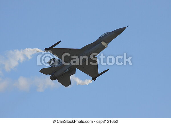 royal netherlands airforce f-16 - csp3121652