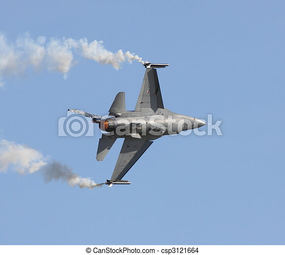 royal netherlands airforce f-16 - csp3121664