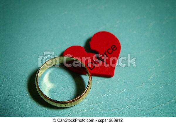 rozwód, pojęcie - csp11388912