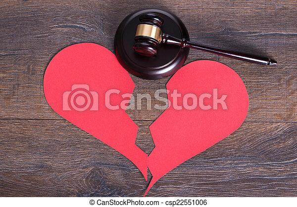 rozwód, pojęcie - csp22551006
