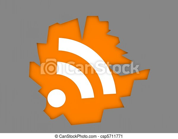 RSS Concept - csp5711771