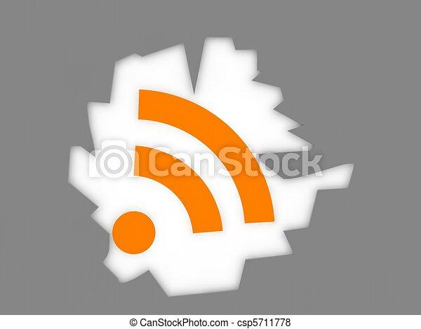 RSS Concept - csp5711778