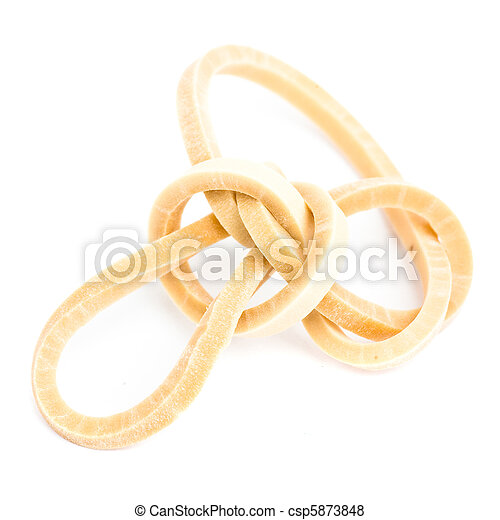 rubber band - csp5873848