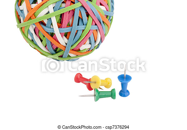 Rubber band - csp7376294