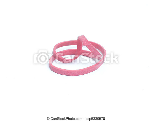 Rubber band - csp5330570
