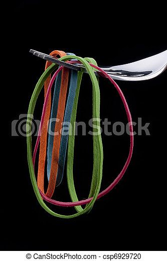Rubber band - csp6929720