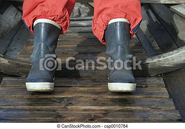 Rubber Boots - csp0010784