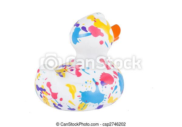 rubber ducky - csp2746202