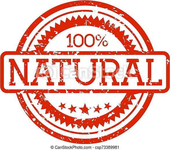 rubber, natuurlijke , postzegel - csp73389981