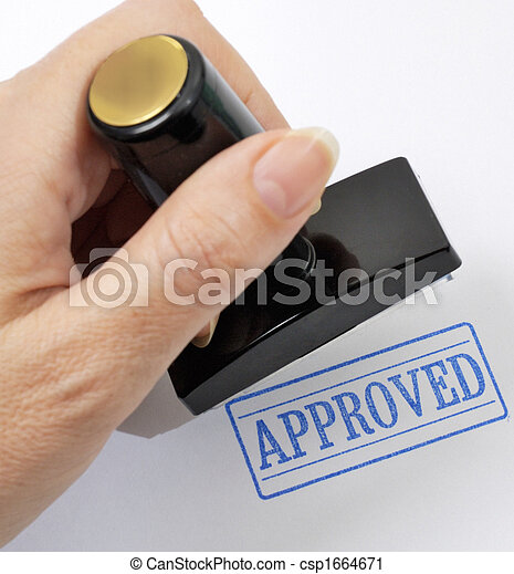 Rubber stamp - csp1664671