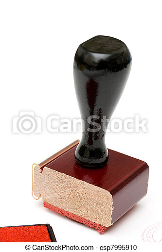 Rubber stamp - csp7995910