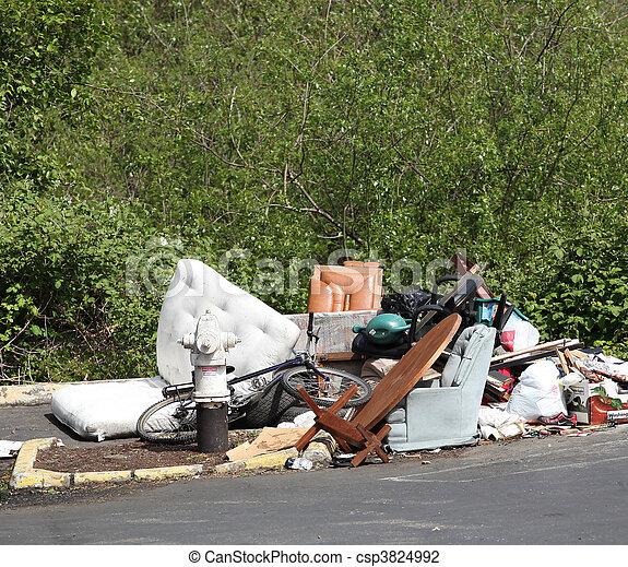Rubbish - csp3824992