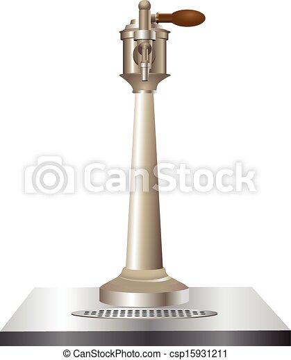 rubinetto birra - csp15931211