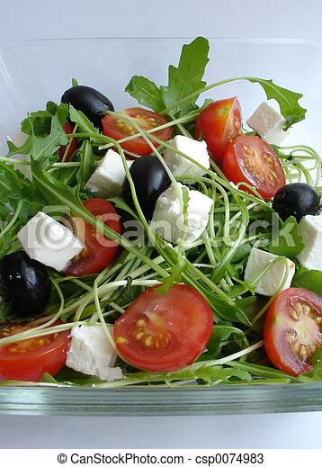 rucola salad 5 - csp0074983