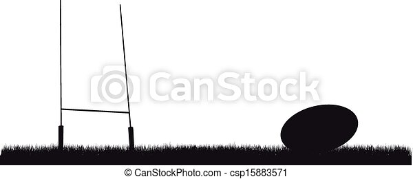 rugby, fond - csp15883571
