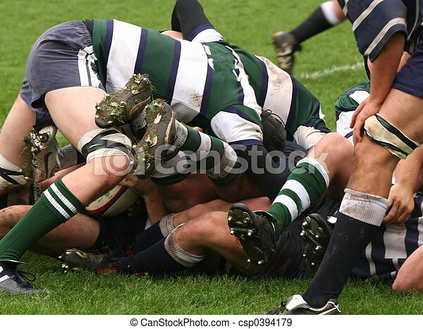 rugby - csp0394179