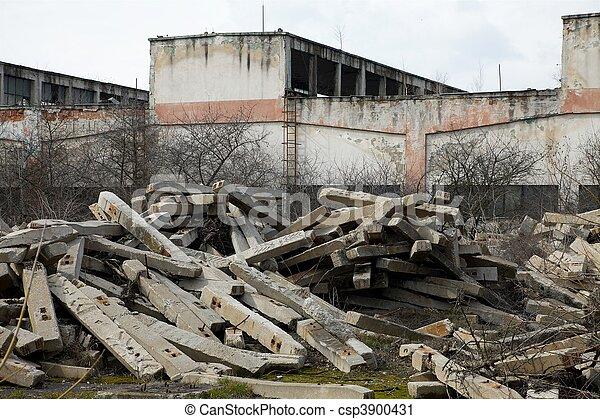 Ruins - csp3900431
