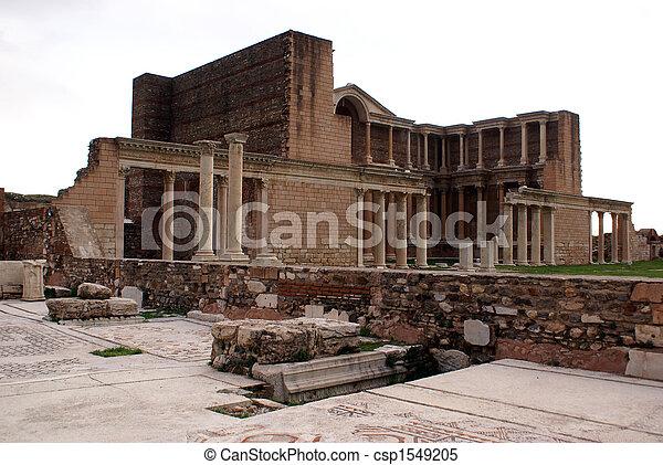 Ruins - csp1549205