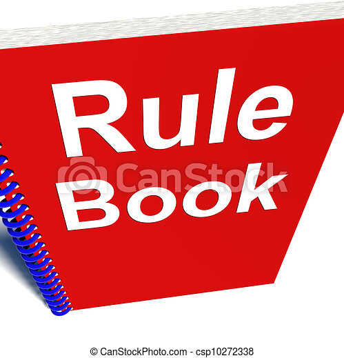 Rule Book Policy Guide Manual - csp10272338
