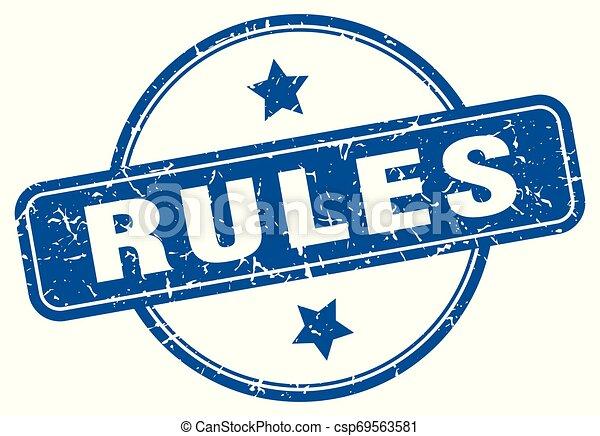 rules - csp69563581