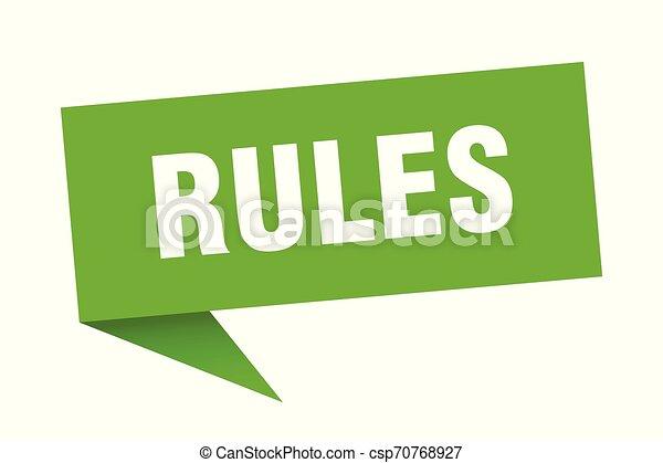 rules - csp70768927