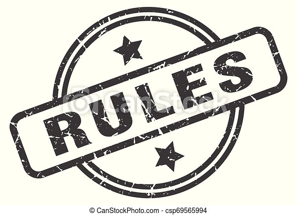 rules stamp - csp69565994