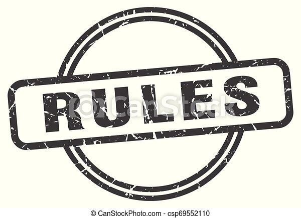 rules - csp69552110