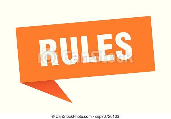 rules - csp70726103