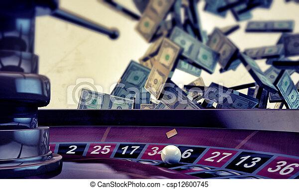 Roulette - csp12600745
