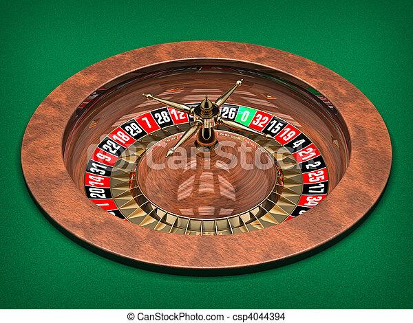 Roulette - csp4044394