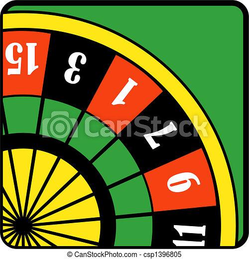 Mesa de juego de póquer - csp1396805