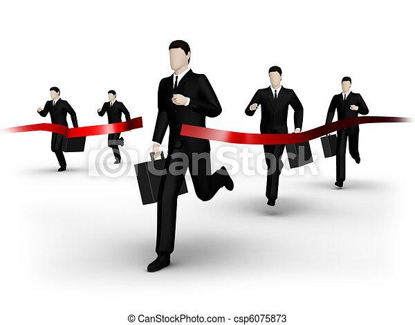 Run to finish - csp6075873