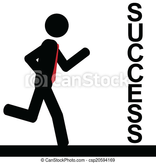 Run to success - csp20594169