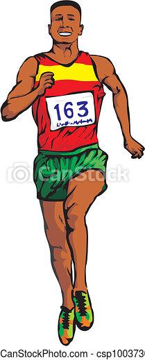 runner - csp10037302