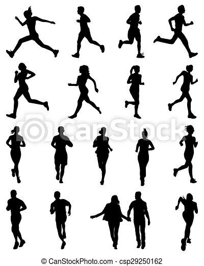 runners - csp29250162