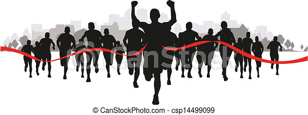 runners - csp14499099