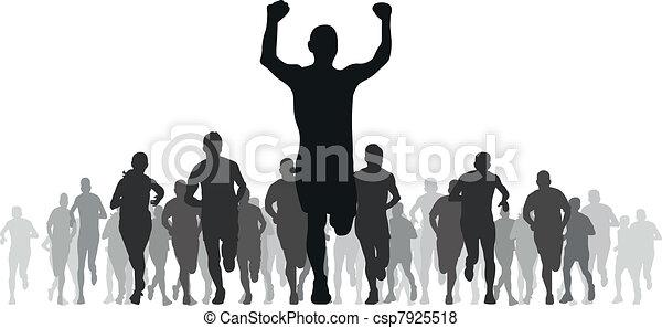 runners - csp7925518