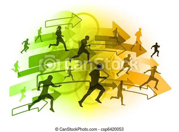 runners - csp6420053