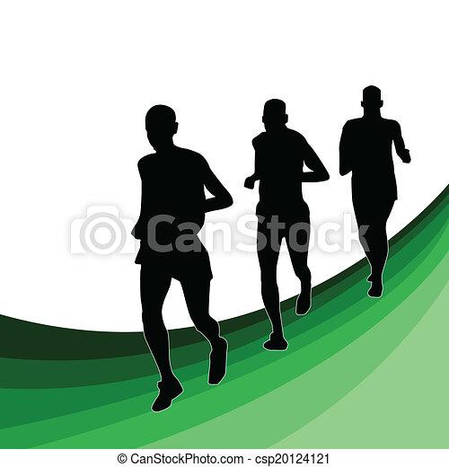 Runners - csp20124121