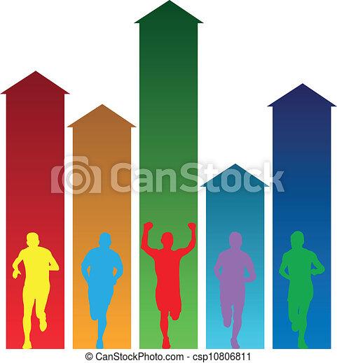 runners - csp10806811