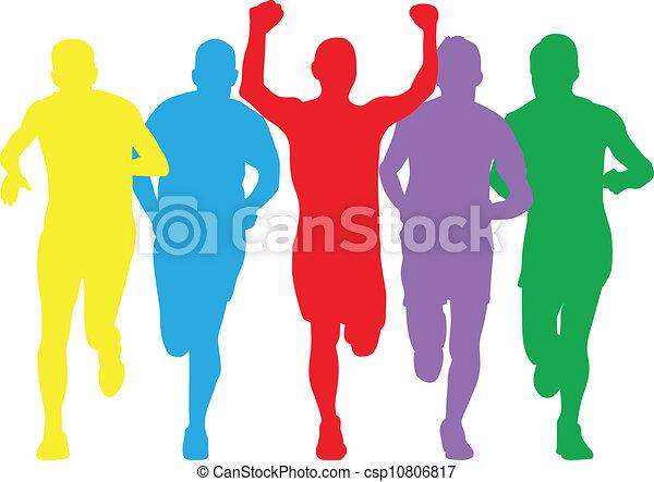 runners - csp10806817
