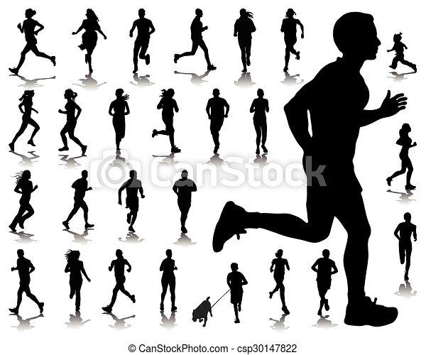 running - csp30147822