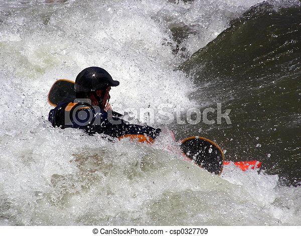 Running the Rapids - csp0327709