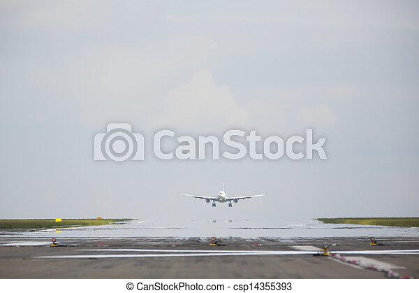 Runway - csp14355393