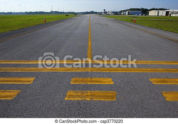 Runway - csp3770220