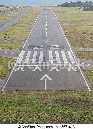 runway - csp8671613